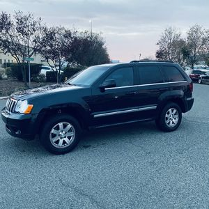 2008 Jeep Grand Cherokee Limited Hemi for Sale in Tracy, CA