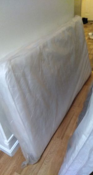 Kids matress and bed frame for Sale in Fitchburg, MA