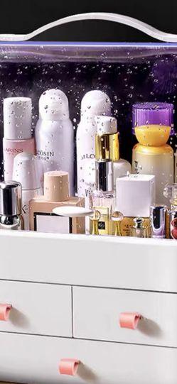 Makeup Storage Display Rack With Drawer Waterproof Elegant Display cabinet for Sale in Monterey Park,  CA