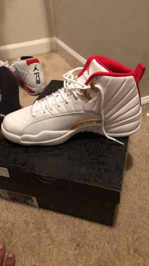 Retro Jordan 12's for Sale in Murfreesboro, TN