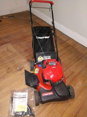Troy-Bilt Lawnmower self-propelled for Sale in Jersey City, NJ