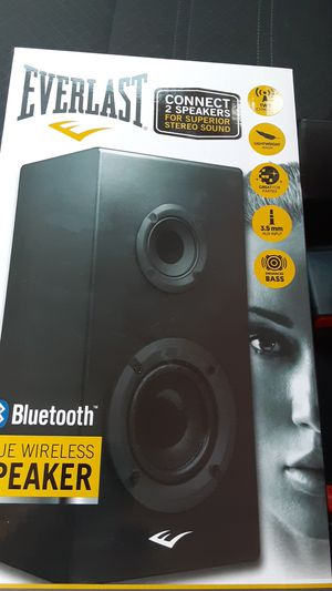 Everlast bluetooth speaker for Sale in Hazelwood, PA