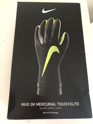 Nike Mercurial Elite Touch Goalkeeper for Sale in Watertown, MA