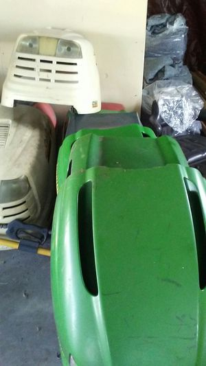 Lawn mower hoods for Sale in Mulberry, FL