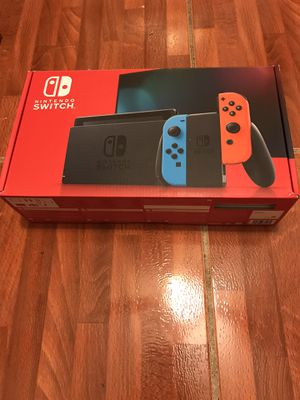 Nintendo switch brand new for Sale in Chicago, IL