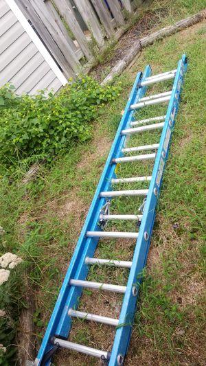 Werner 16ft ladder for Sale in Lexington, SC