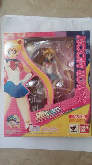 Sailor Moon S.H.FIGUARTS PRETTY SAILOR MOON BANDAI 2013 TOEI CERTIFICATE OF LICENSE GRANT 2270238 for Sale in Somerton, AZ