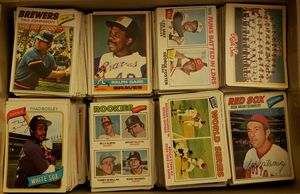 Topps Baseball Cards 1976 to 1979 for Sale in Del Mar, CA