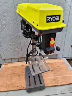 Ryobi 10 in. Drill Press with EXACTLINE Laser Alignment System for Sale in Snohomish,  WA