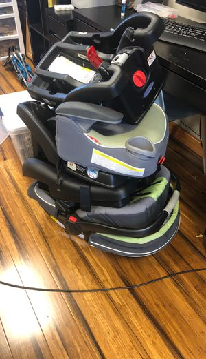 car seats, boosters and adapters for Sale in Orlando, FL