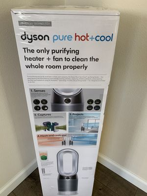 Brand new Dyson pure hot + cool HP04 for Sale in Edgewood, WA