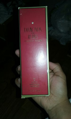 Diamonds and rubies perfume for Sale in Denver, CO