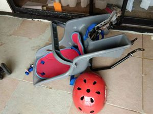 bike safty seat for Sale in Boca Raton, FL