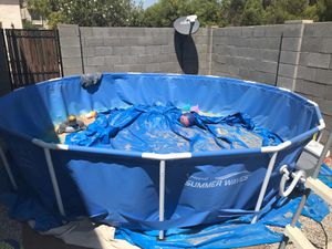 15 x 36 pool summer waves for Sale in Tolleson, AZ