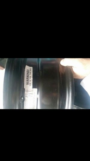 14 yamaha yzf r6 motorcycle wheels rings for Sale in High Point, NC