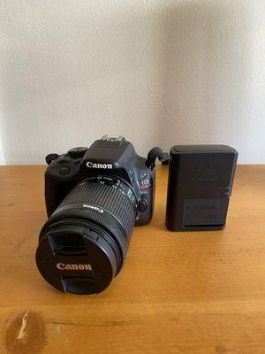 Canon Rebel EOS SL1 Digital Camera for Sale in Long Beach, CA