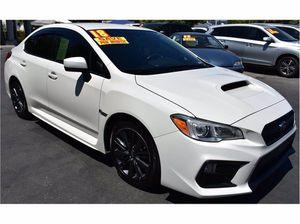2018 Subaru WRX for Sale in Atwater, CA