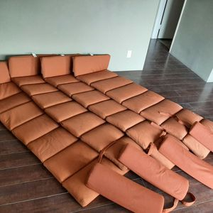 Sunbrela Patio Pool Lawn Chair Cushions for Sale in Mission Viejo, CA