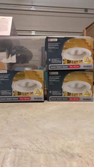 Bulbs & Flush ceiling mounts for Sale in Waxahachie, TX