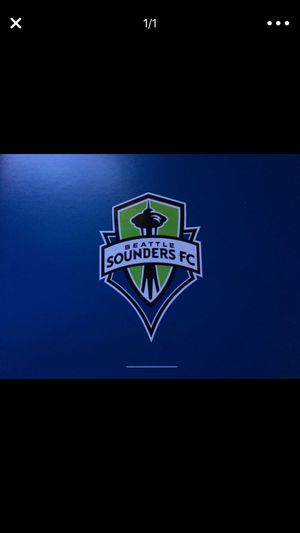 2 Club Level Sounders Tickets, Saturday, July 21st for Sale in Tacoma, WA