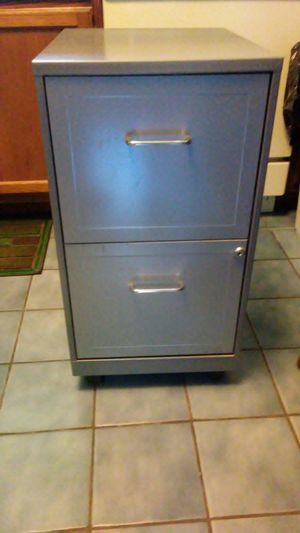 Metal file cabinet for Sale in Stow, MA