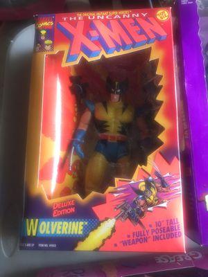 Vintage Toy Biz 10 inch Wolverine Action Figure for Sale in Santa Ana, CA