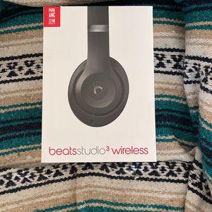 Beats Studio 3 Wireless Headphones for Sale in Cypress, CA