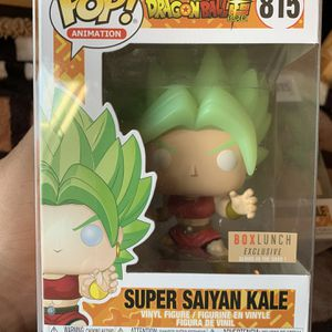 FunkoPop! Super Saiyan Kale BoxLunch Exclusive for Sale in Dinuba, CA