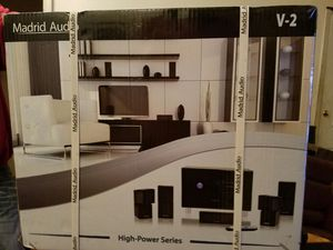 Madrid Audio for Sale in St. Louis, MO