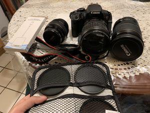 Canon EOS rebel T4i for Sale in Hayward, CA