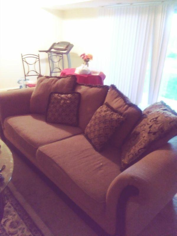 Two set of sofa.