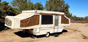 1991 Palomino Mustang tent trailer for Sale in Hesperia, CA
