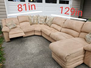 Huge sectional couch for Sale in Lynnwood, WA