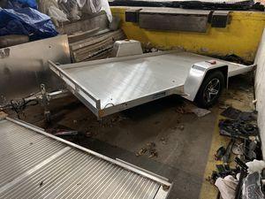 Silverman 6x12 brand new aluminum trailer 1400.00 for Sale in Schaumburg, IL