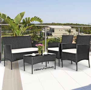 Brand new 4 PCS Garden Patio Furniture Set for Sale in Lauderhill, FL