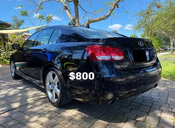 🍁$8OO Selling my 2010 Lexus GS.🍁 for Sale in Fort Worth,  TX