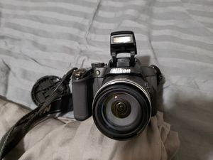 Nikon Coolpix P510 DSLR Camera with GPS and tons of features for Sale in Cumming, GA