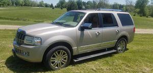 2007 Lincoln navigator ultimate for Sale in Lancaster, OH