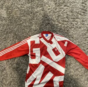 Adidas soccer long sleeve for Sale in Kyle, TX