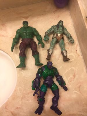 rare marvel toy biz collectables for Sale in Los Angeles, CA