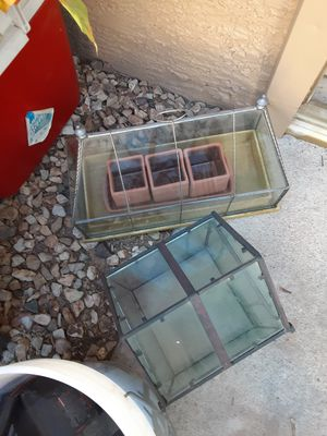 Planters for herbs for Sale in Phoenix, AZ