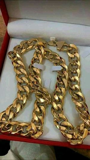 500 karate Gold chain for Sale in Winters, TX