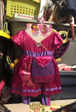 Dora the explorer new costume outfit for Sale in Town 'n' Country, FL