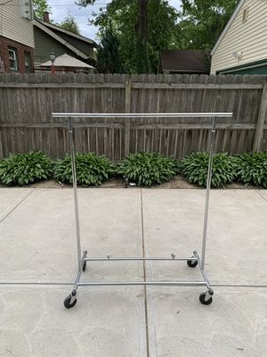 Movable clothes racks for Sale in Cleveland, OH