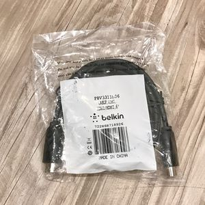 New Belkin HDMI to HDMI cable for Sale in West Los Angeles, CA