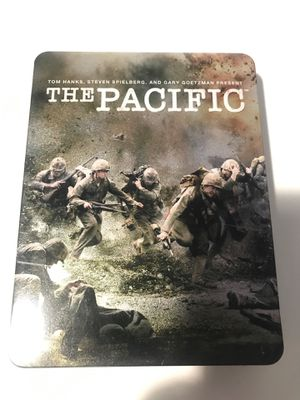 The Pacific DVD tin set for Sale in Corona, CA