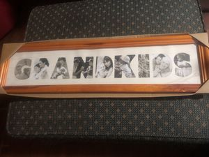 Grandkids picture frame for Sale in Tyler, TX