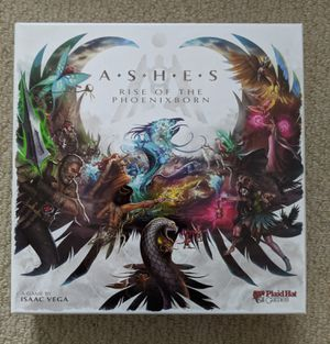 Ashes of the Phoenixborn - Board Game for Sale in Vienna, VA