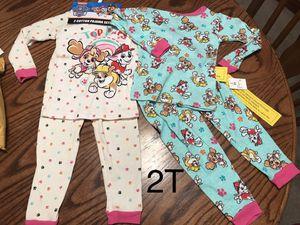 Paw Patrol Pajama Set 2T for Sale in Long Beach, CA