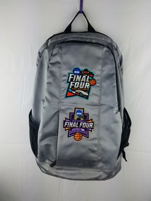 Wilson Women's 2018 NCAA Final Four San Antonio Platinum Backpack! Rare! for Sale in North Chesterfield, VA